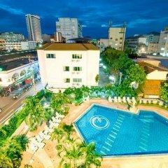 Отель Nida Rooms Pattaya Full Moon бассейн