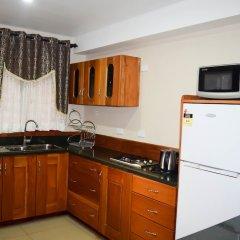 Апартаменты Al Minhaj Service Apartments Вити-Леву в номере фото 2