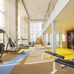 Отель Urbana Langsuan Бангкок фитнесс-зал