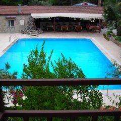Unlu Hotel Турция, Олудениз - отзывы, цены и фото номеров - забронировать отель Unlu Hotel онлайн балкон