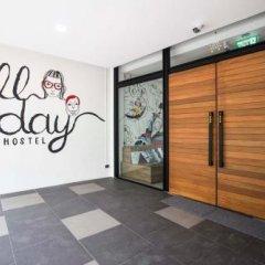 All Day Hostel Бангкок фитнесс-зал