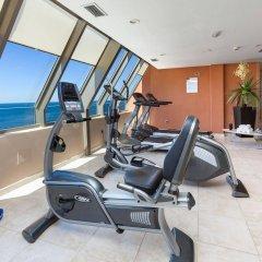 Отель Sol Costa Atlantis Tenerife фитнесс-зал
