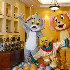Отель Radisson Blu Resort, Sharjah детские мероприятия