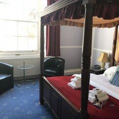 Отель Kempfield House Hotel Великобритания, Кемптаун - отзывы, цены и фото номеров - забронировать отель Kempfield House Hotel онлайн комната для гостей фото 5