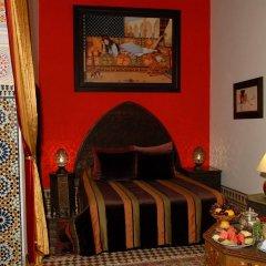 Отель Palais De Fès Dar Tazi Марокко, Фес - отзывы, цены и фото номеров - забронировать отель Palais De Fès Dar Tazi онлайн интерьер отеля