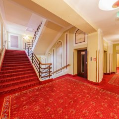 Bellevue Hotel интерьер отеля фото 2