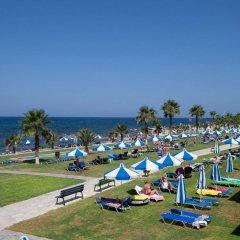 Отель Kefalos Beach Tourist Village пляж