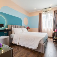 Отель Ohana Hotel Вьетнам, Ханой - отзывы, цены и фото номеров - забронировать отель Ohana Hotel онлайн фото 7