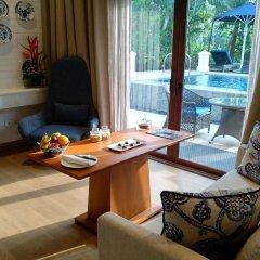 Отель Taj Exotica Гоа комната для гостей фото 4