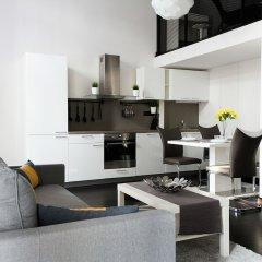 Отель Ricci Apartments Чехия, Прага - отзывы, цены и фото номеров - забронировать отель Ricci Apartments онлайн интерьер отеля
