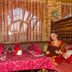 Гостиница Оазис развлечения