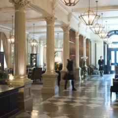 Отель Intercontinental Edinburgh the George интерьер отеля фото 2