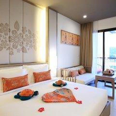 Отель Proud Phuket 4* Номер Делюкс с различными типами кроватей фото 2