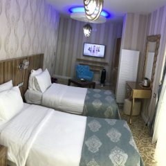 Crystall Hotel комната для гостей фото 4