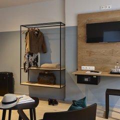 Отель Monsieur Ernest Бельгия, Брюгге - отзывы, цены и фото номеров - забронировать отель Monsieur Ernest онлайн комната для гостей фото 3