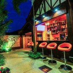 Palm Oasis Boutique Hotel гостиничный бар фото 2