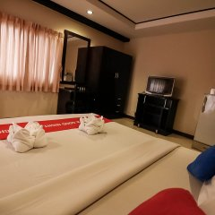 Отель Nida Rooms Grand Lat Krabang 11 сауна