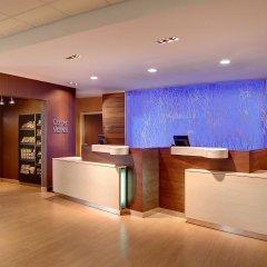 Отель Fairfield Inn & Suites Meridian интерьер отеля