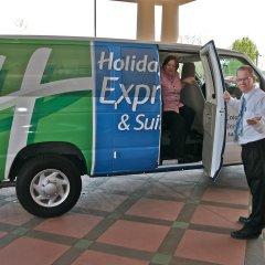 Отель Holiday Inn Express Hotel & Suites Columbus Univ Area - Osu США, Колумбус - отзывы, цены и фото номеров - забронировать отель Holiday Inn Express Hotel & Suites Columbus Univ Area - Osu онлайн городской автобус