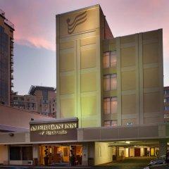 Отель The American Inn of Bethesda США, Бетесда - отзывы, цены и фото номеров - забронировать отель The American Inn of Bethesda онлайн вид на фасад
