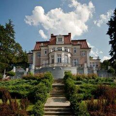 Отель Rezidence Liběchov Кропачова-Врутице