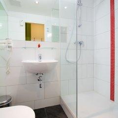 Отель Actilingua Apartment Hotel Австрия, Вена - отзывы, цены и фото номеров - забронировать отель Actilingua Apartment Hotel онлайн ванная фото 2