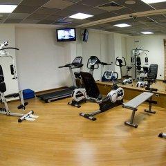 Brunelleschi Hotel фитнесс-зал