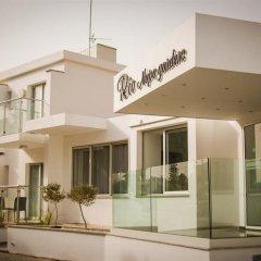 Отель Rio Gardens Aparthotel Кипр, Айя-Напа - 5 отзывов об отеле, цены и фото номеров - забронировать отель Rio Gardens Aparthotel онлайн вид на фасад