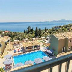Отель Corfu Residence Греция, Корфу - отзывы, цены и фото номеров - забронировать отель Corfu Residence онлайн балкон