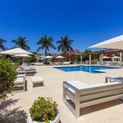 Отель Magia Beachside Condo Плая-дель-Кармен бассейн фото 3