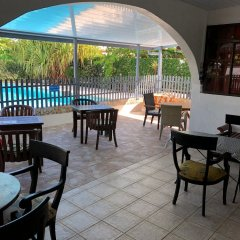 Отель Ahitea Lodge питание фото 2