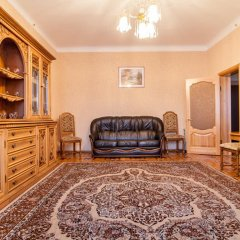 Гостиница Жовтневый комната для гостей фото 3