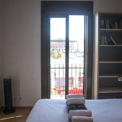 Отель HOMEnFUN Plaza España Apartment Испания, Барселона - отзывы, цены и фото номеров - забронировать отель HOMEnFUN Plaza España Apartment онлайн комната для гостей фото 4