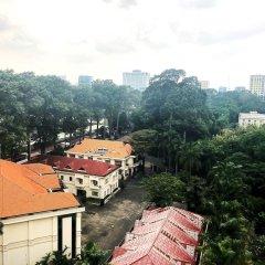 Апартаменты Garden View Court Serviced Apartments городской автобус
