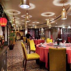 Отель Sofitel Shanghai Hyland Китай, Шанхай - отзывы, цены и фото номеров - забронировать отель Sofitel Shanghai Hyland онлайн питание