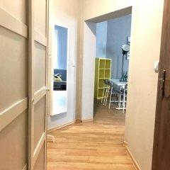 Отель Apartament Stockholm Познань балкон