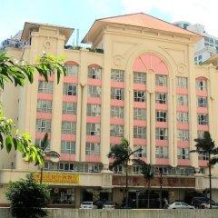 Hedong Hotel Шэньчжэнь вид на фасад