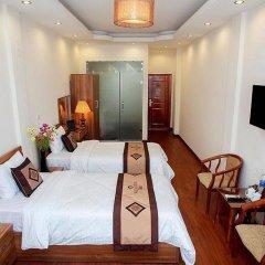 Отель Wild Lotus Hotel - Hoan Kiem Вьетнам, Ханой - отзывы, цены и фото номеров - забронировать отель Wild Lotus Hotel - Hoan Kiem онлайн комната для гостей фото 5