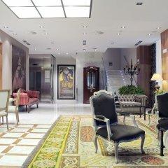 Gran Hotel La Perla Памплона интерьер отеля