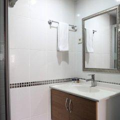 Baskent Hotel Турция, Анкара - отзывы, цены и фото номеров - забронировать отель Baskent Hotel онлайн ванная