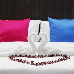 Отель Casa Del M Resort сейф в номере