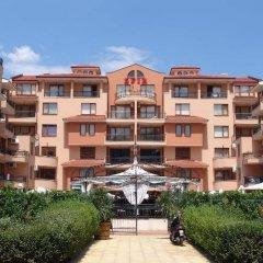 Отель Aparthotel Efir 2 Болгария, Солнечный берег - отзывы, цены и фото номеров - забронировать отель Aparthotel Efir 2 онлайн