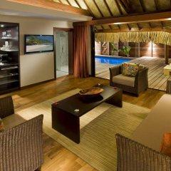 Отель Hilton Moorea Lagoon Resort and Spa комната для гостей фото 3
