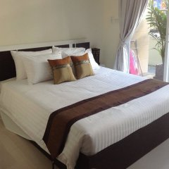 Отель Wonderful Pool house at Kata комната для гостей