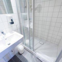 Отель McDreams Hotel Leipzig Германия, Плагвиц - отзывы, цены и фото номеров - забронировать отель McDreams Hotel Leipzig онлайн ванная