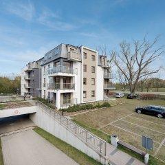 Апартаменты Dom & House - Apartments Sopocka Przystan Сопот парковка