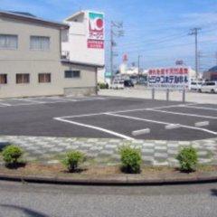 Business Hotel Kushimoto Ekimae Кусимото парковка