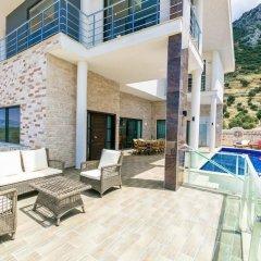 Villa Excellence Турция, Калкан - отзывы, цены и фото номеров - забронировать отель Villa Excellence онлайн балкон