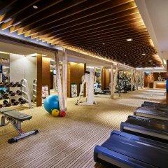 Отель Mandarin Orchard Сингапур фитнесс-зал фото 4