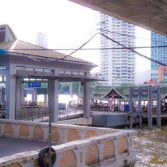 Отель Glur Bangkok бассейн фото 2
